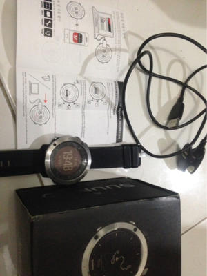 WTS SUUNTO TRAVERSE BLACK NOT GARMIN GSHOCK CASIO PROTEK