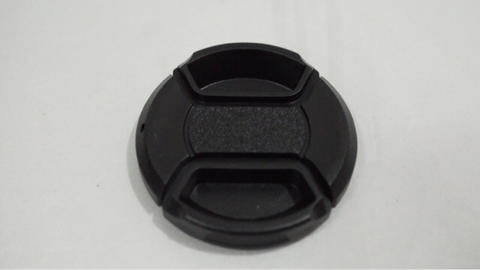 Lens Cap 46mm - Lenscap Tutup Lensa Center Pinch 46 mm