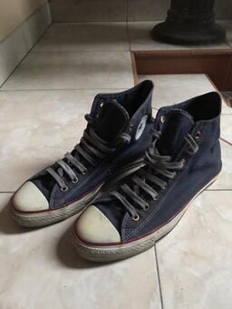 Terjual Sepatu Converse All Star 47af3a1a6a
