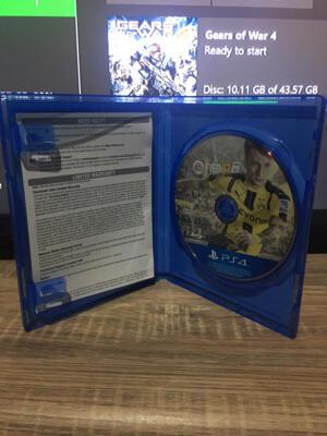 WTS BD PS4 FIFA 16 & 17, NBA 2K17
