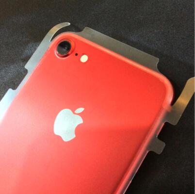 clear coat iphone 7