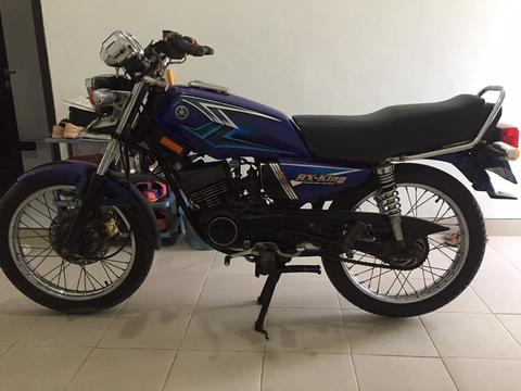 Yamaha RX King 2003 Bandung (lagi BU)