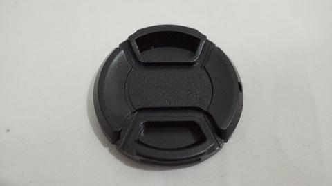 Lens Cap 43mm - Lenscap Tutup Lensa Center Pinch 43 mm