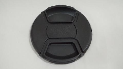 Lens Cap 77mm - Lenscap Tutup Lensa Center Pinch 77 mm