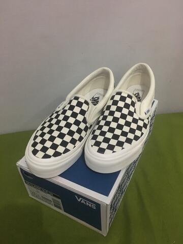 vans checkerboard kaskus