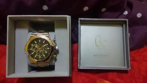 jual jam tangan gc y23003g2 100% mulus like a new
