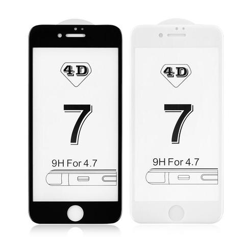 tempered glass 4d / 3d iphone 6 6s 6+ 7 7+ 8 8s 8+