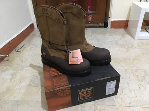 Terjual Safety Shoes Timberland Pro Rigmaster Wellington 89648  61b791b216
