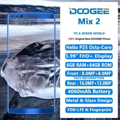 doogee mix 2 bnib