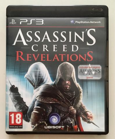 Terjual Bd Kaset Game Ps3 Assassin S Creed Revelations Kaskus