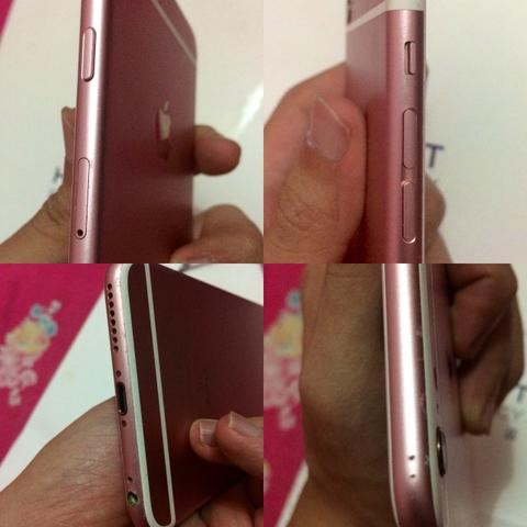 iphone 6s Plus 64gb rosegold