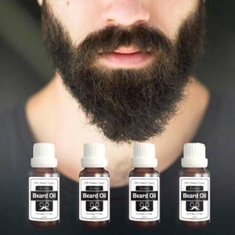 Lanthomse essential oil, minyak mujarab buat menumbuhkan brewok..