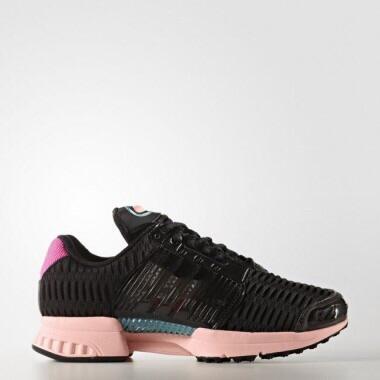 d60a89170f7418 Terjual Adidas Women Climacool One Shoes Core Black Haze Coral ...