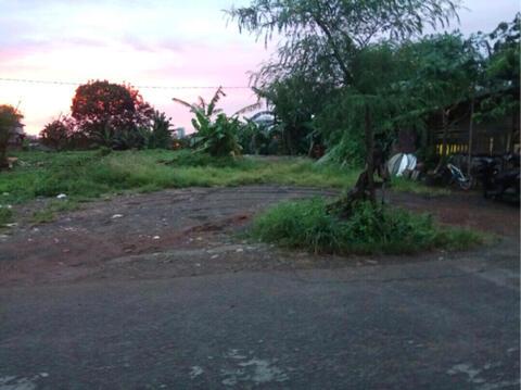 tanah murah pinggir jalan Juanda Depok SHM