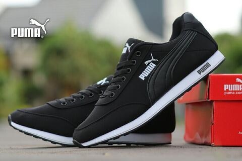Terjual Sepatu Puma Jogging Import For Man Size 40-44  680fff8790