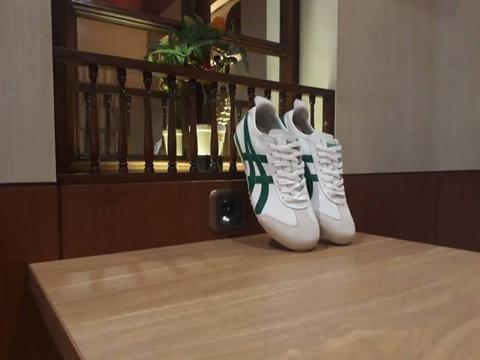 Onitsuka Tiger Mexico 66 White List Green