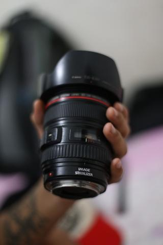 Canon 24-105mm F4 L IS USM