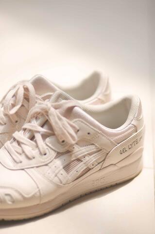 new styles aaafe 0bbf2 JUAL Asics Gel Lyte III Whisper Pink [ORIGINAL]
