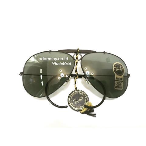 ... order kacamata rayban aviator shooter blackchrome lensa 62 edisi  olimpiade nos eea9d 62844 3eb3c77c66