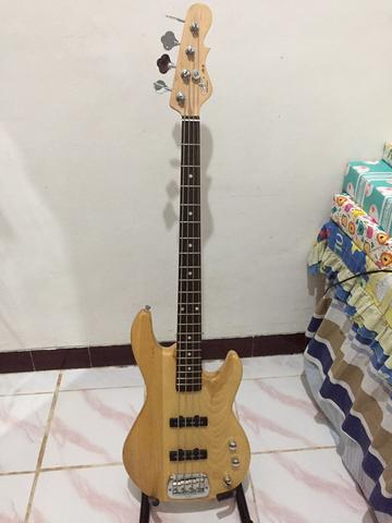 Dijual bass G&L JB2 natural ( non fender, musicman, yamaha, squier, lakland)