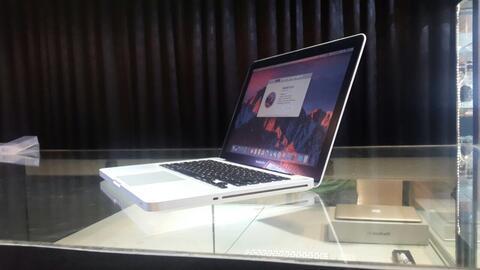 Macbook Pro Core i7 Ram4 Hdd750 Muluuuus Sehat Murah