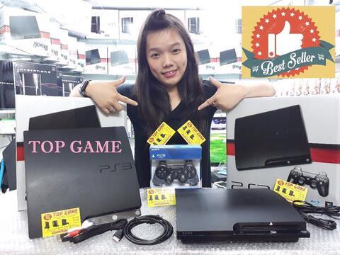 DIJUAL PLAYSTATION 3 (PS 3) SLIM SERI 25xxx 320gb CFW BERGARANSI