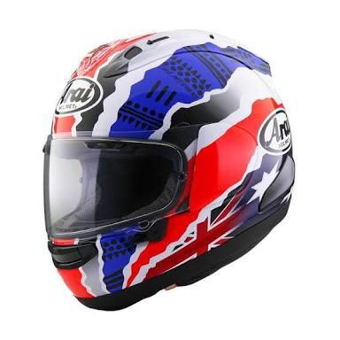 Arai RX7X #1 mick DOOHAN (World Champion MotoGP Legend)
