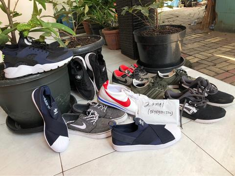 adidas, nike, asics all original