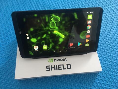 Nvidia Shield Tab K1