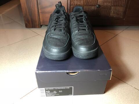 Adidas EQT Cushion Adv, Nike AF 1, Nike Cortez