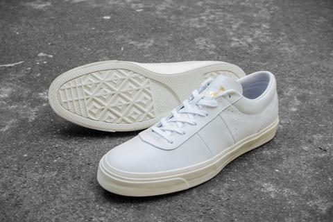 b6f0ae67b818 Terjual converse one star cc pro x sage elsesser white leather sz 42 ...