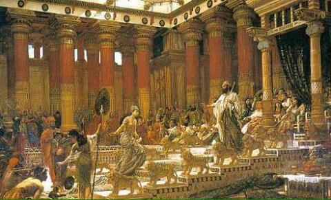 Kalung Berenergi Metafisika 7 Malaikat Sulaiman Salomo