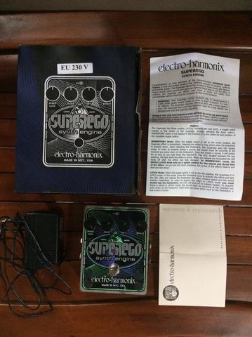 EHX Super Ego synth