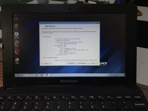 Lenovo ideapad E10 30 20424