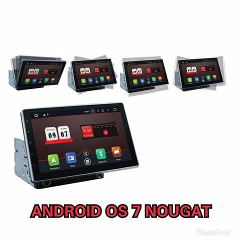 TERJUAL Headunit Double Din Universal Mtech 8803 OS Android Layar 10 Inchi