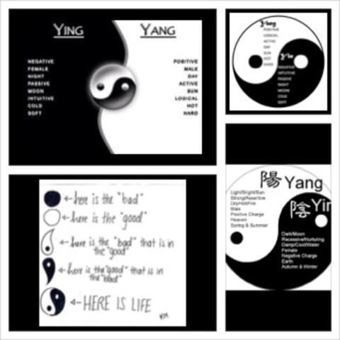 Pedant Energi Yin dan Yang