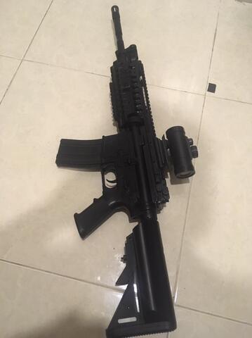 WTS AEG M4S system JG