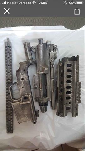 WTB !!! Body M4 metal second jual BU Harga logis