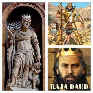 Kalung Energi Kejayaan Bintang Raja Daud