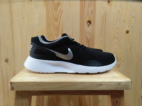 best cheap d2ea5 e83ac ... hot nike kaishi run black silver white 100 original guarantee e5dad  9f513