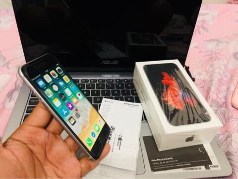 Terjual Iphone 6s 32gb Garansi Resmi Ibox Des 2018 Mulus 99 6 7 8