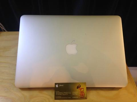 Macbook Air 2014 13inch i5 ram4 ssd128 Mewah Mulus Murah