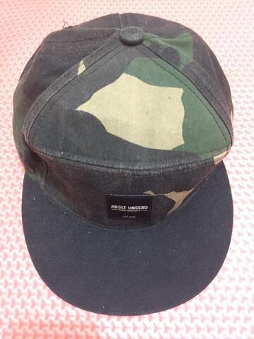 Terjual Topi Snapback Army Distro  5921abe254