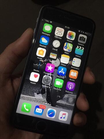 iphone 6s grey 64gb mulus