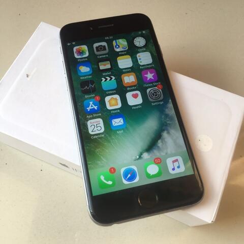 iPhone 6 16Gb grey original ex inter FU