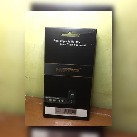 Terjual Baterai Batre Hippo Original Iphone 6 6s Ready  f7227e332b