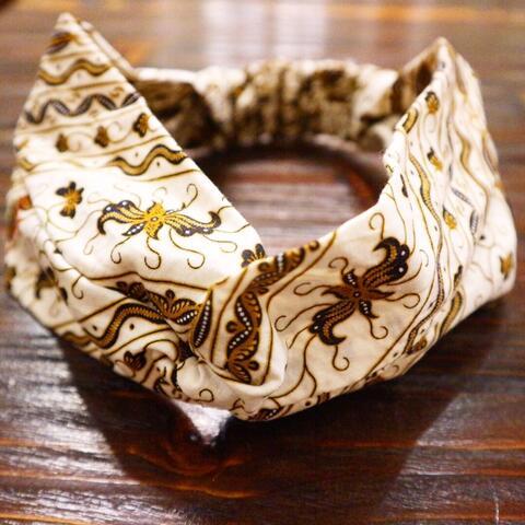 bandana batik cantik