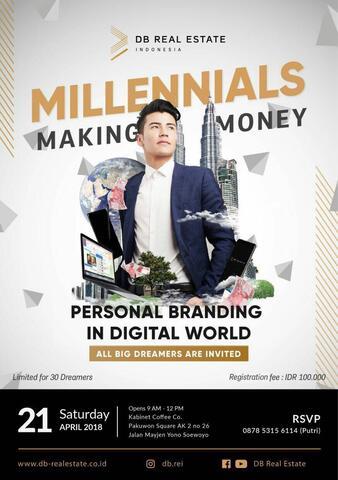 DB REAL ESTATE - Millennials Making Money