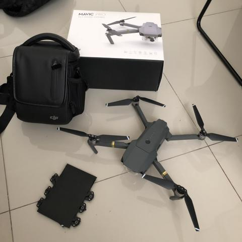 Drone DJI Mavic Pro (2nd tapi kondisi jossss)