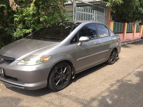 Honda City VTEC 2005 1.5 / Manual